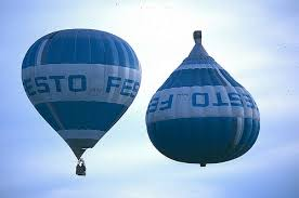 Festo Upside Down Balloon