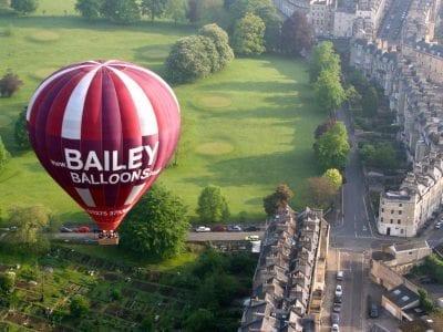 Bailey Balloons, Bath