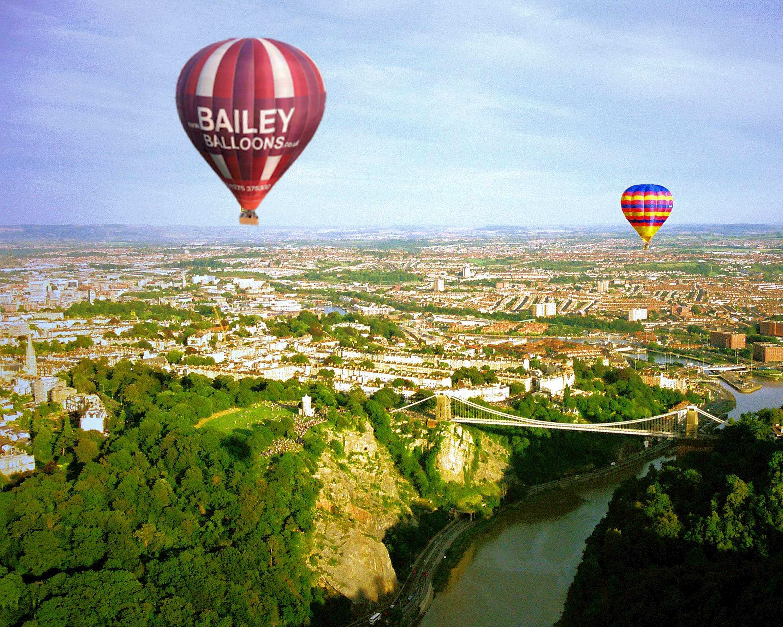 Bristol Hot Air Balloon