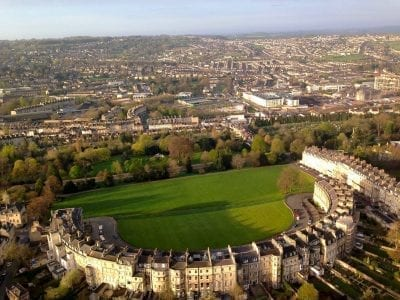 Bath Hot Air Balloon Flights
