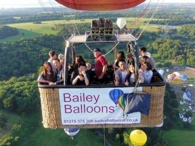 布里斯托国际热气球节