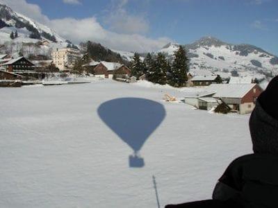 Christmas Ballooning