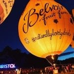 Belvoir Balloon Night Glow
