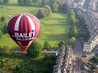 Bailey Balloons ballooning facts